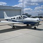 Single Engine Airplane Flight Training