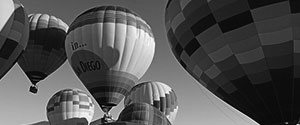 Hot Air Balloon Schools Picture