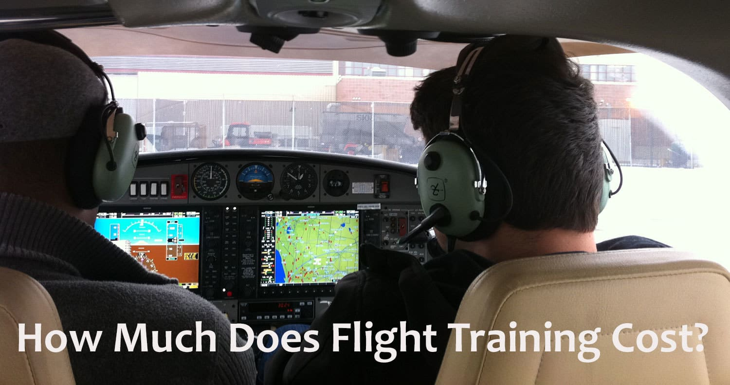 Flight School Cost - How Much Does It Cost To Learn To Fly?